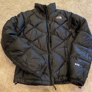 Womens Black North Face